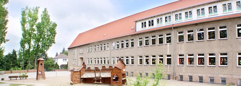 Grundschule Bottendorf Schulgebäude