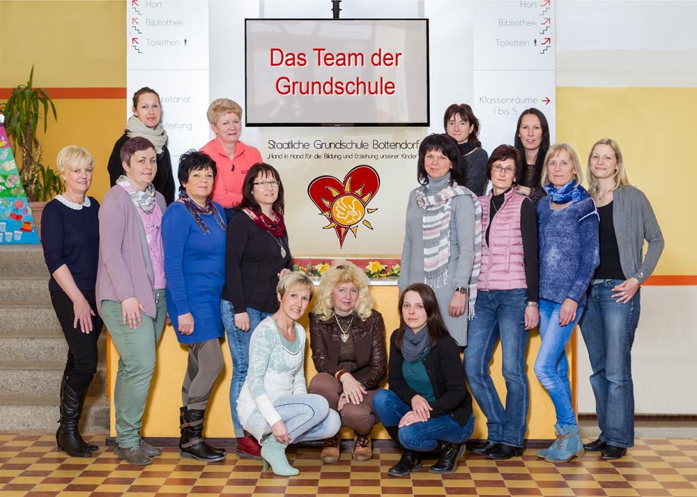 Das Team der Grundschule