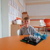 Landesmeister im Schach U12